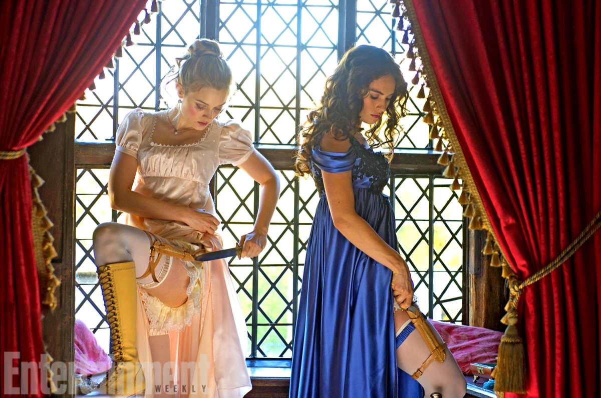 Pride and Prejudice andZombies