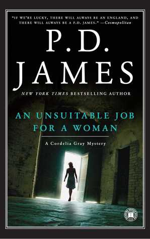 An unsuitable job for a woman by P. D. James – bookreview