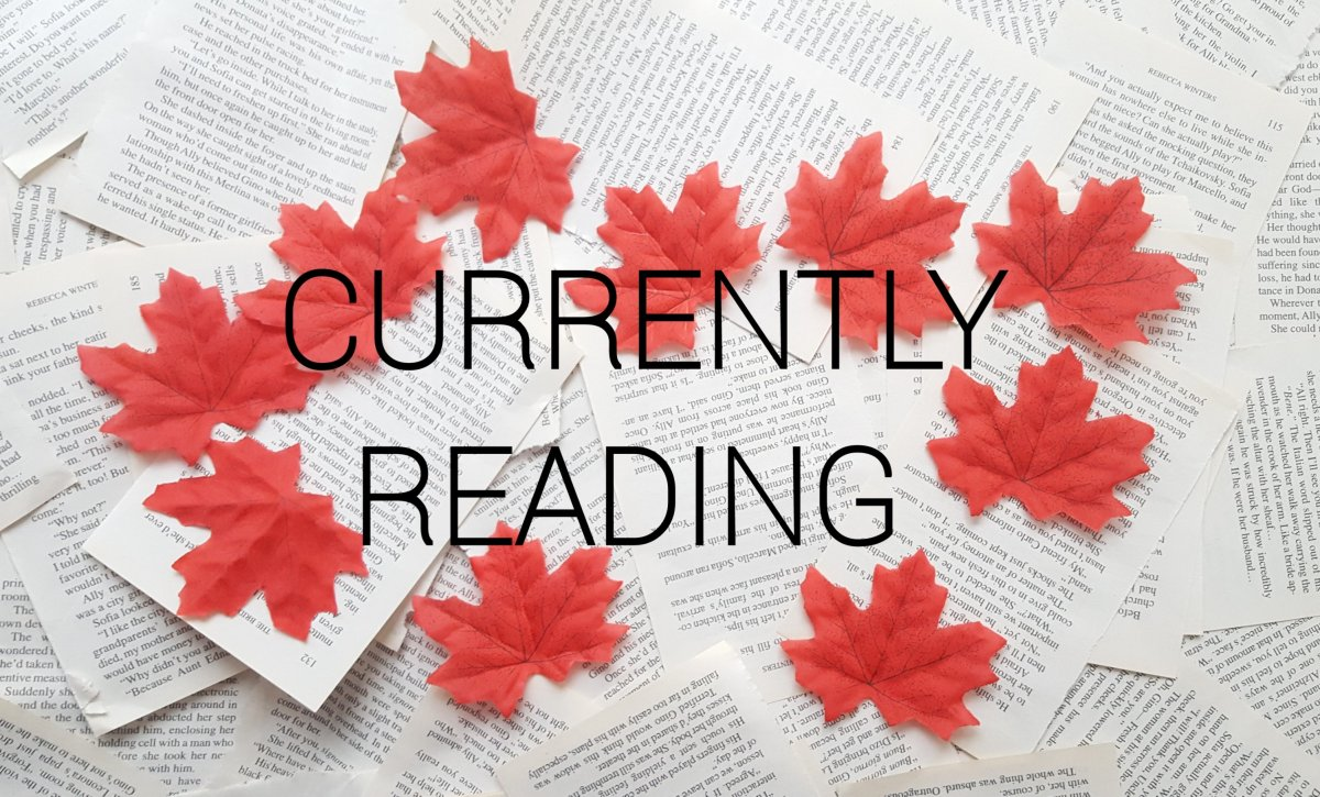 Bookish Update (Week 39) ~ Currently Reading 7 books