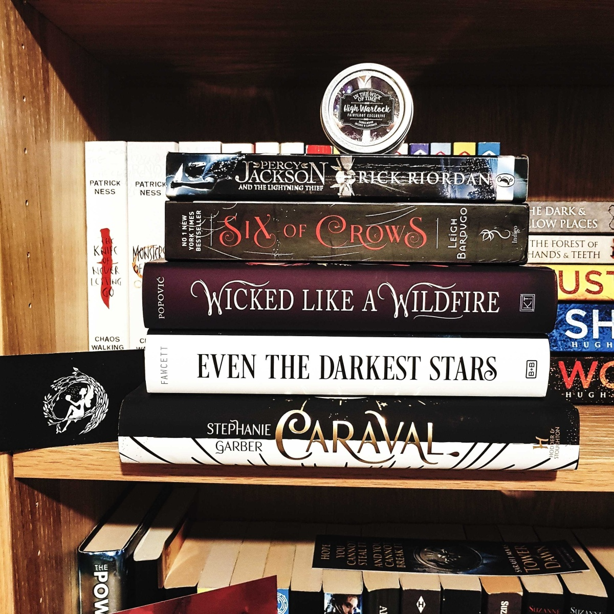 November TBR and Mid-November Check-In