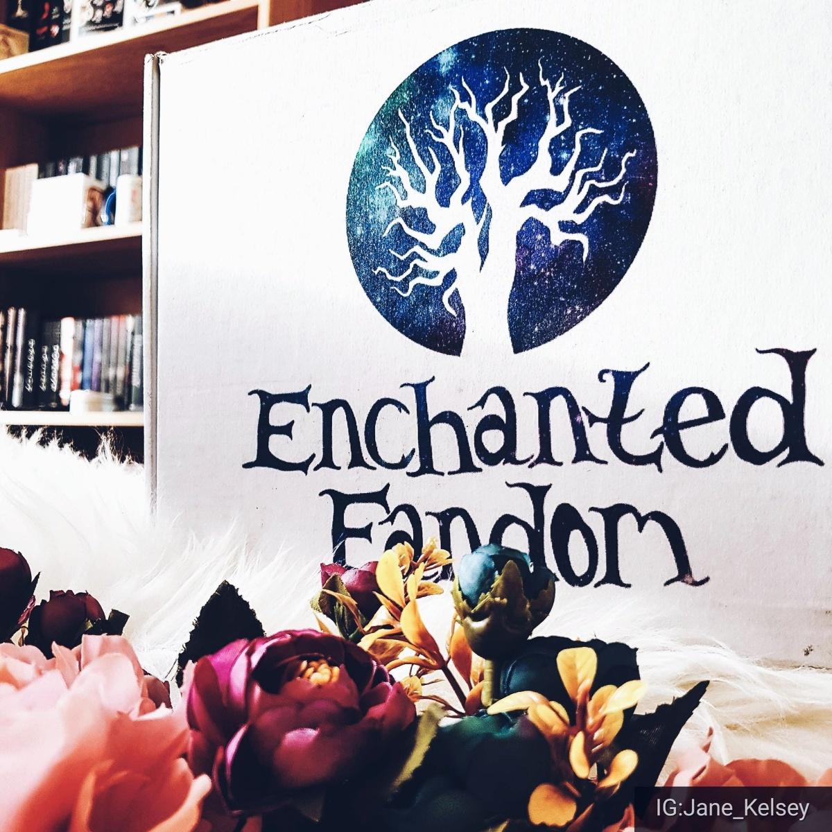 """Enchanted Fandom November unboxing ~ """"No fandom leftbehind!"""""""