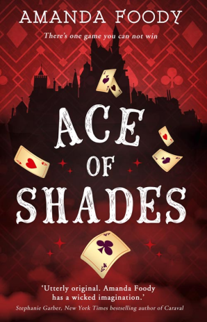#AceofShades #Doves Book Tag