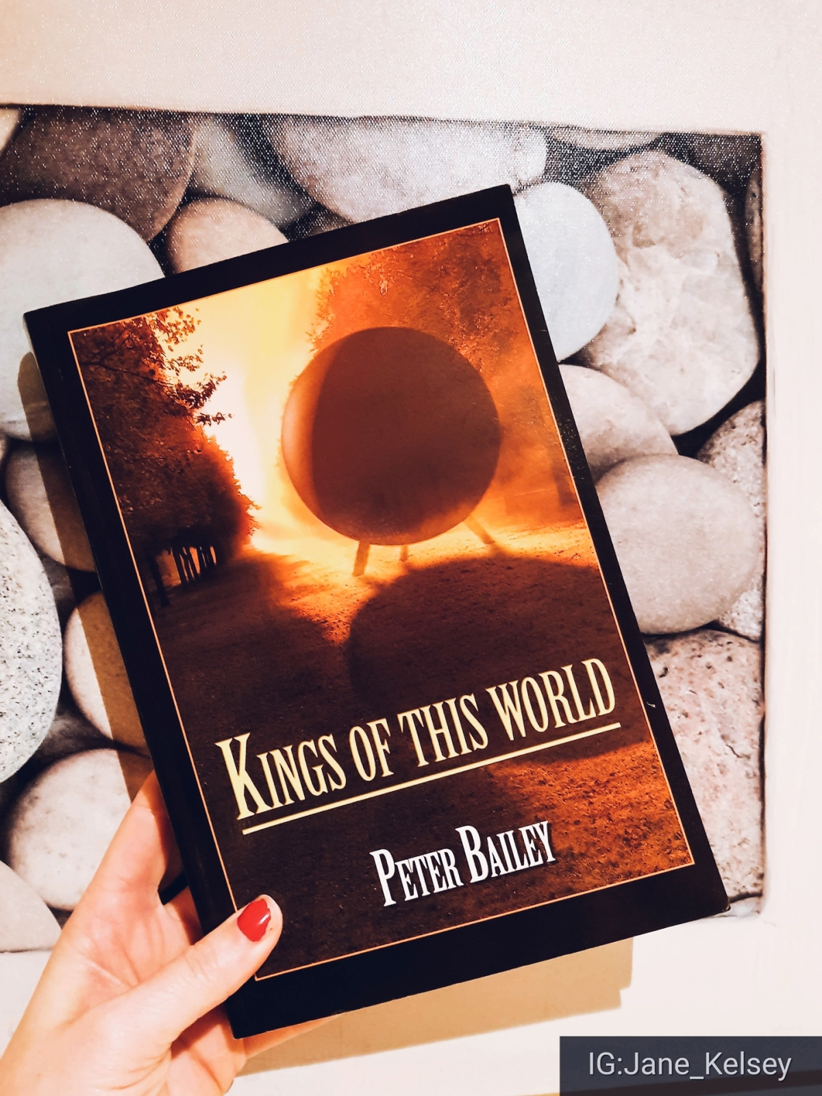 #BookReview: Kings of this world by Peter Bailey