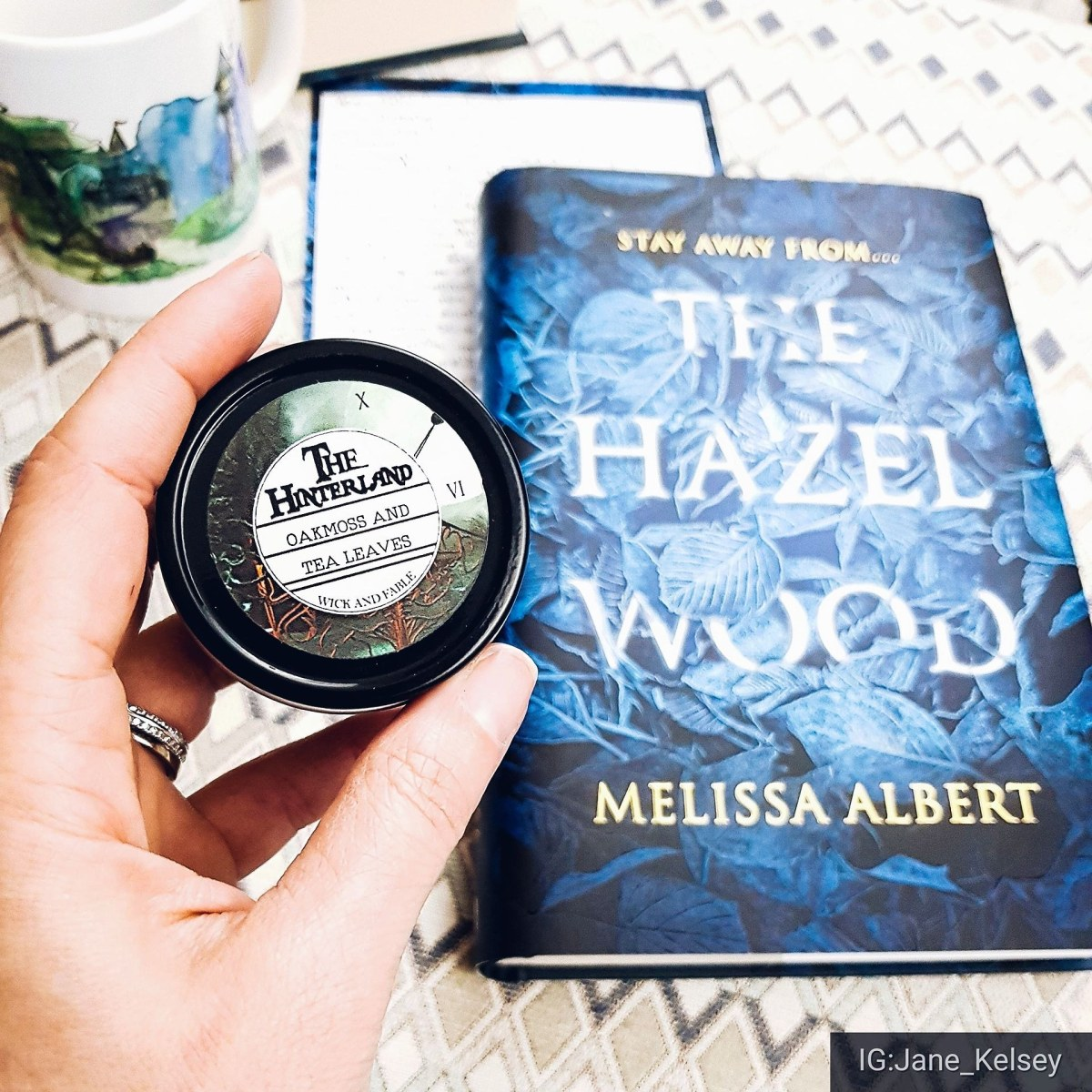 #BookReview: The Hazel Wood by MelissaAlbert