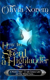 How To Steal Highlander Ebook COVER