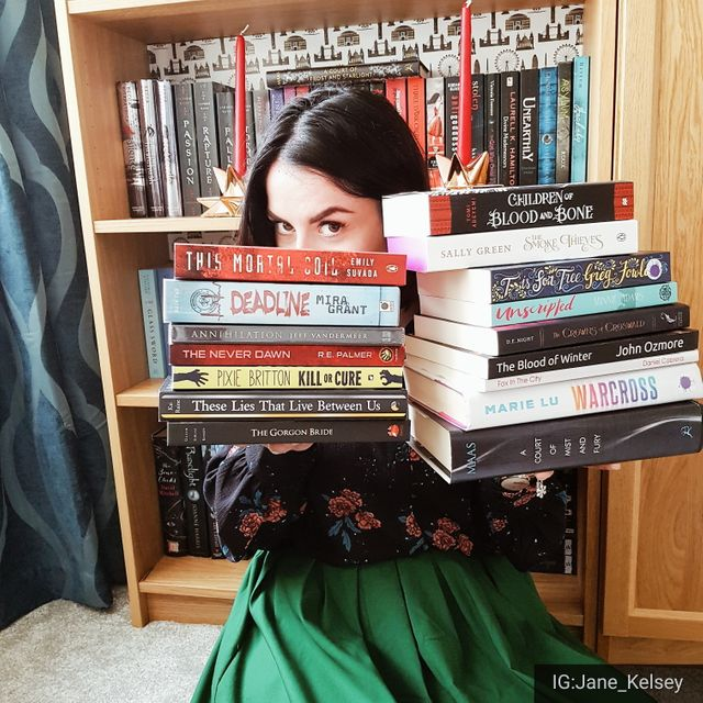 I have 16 books on my May(be)TBR!