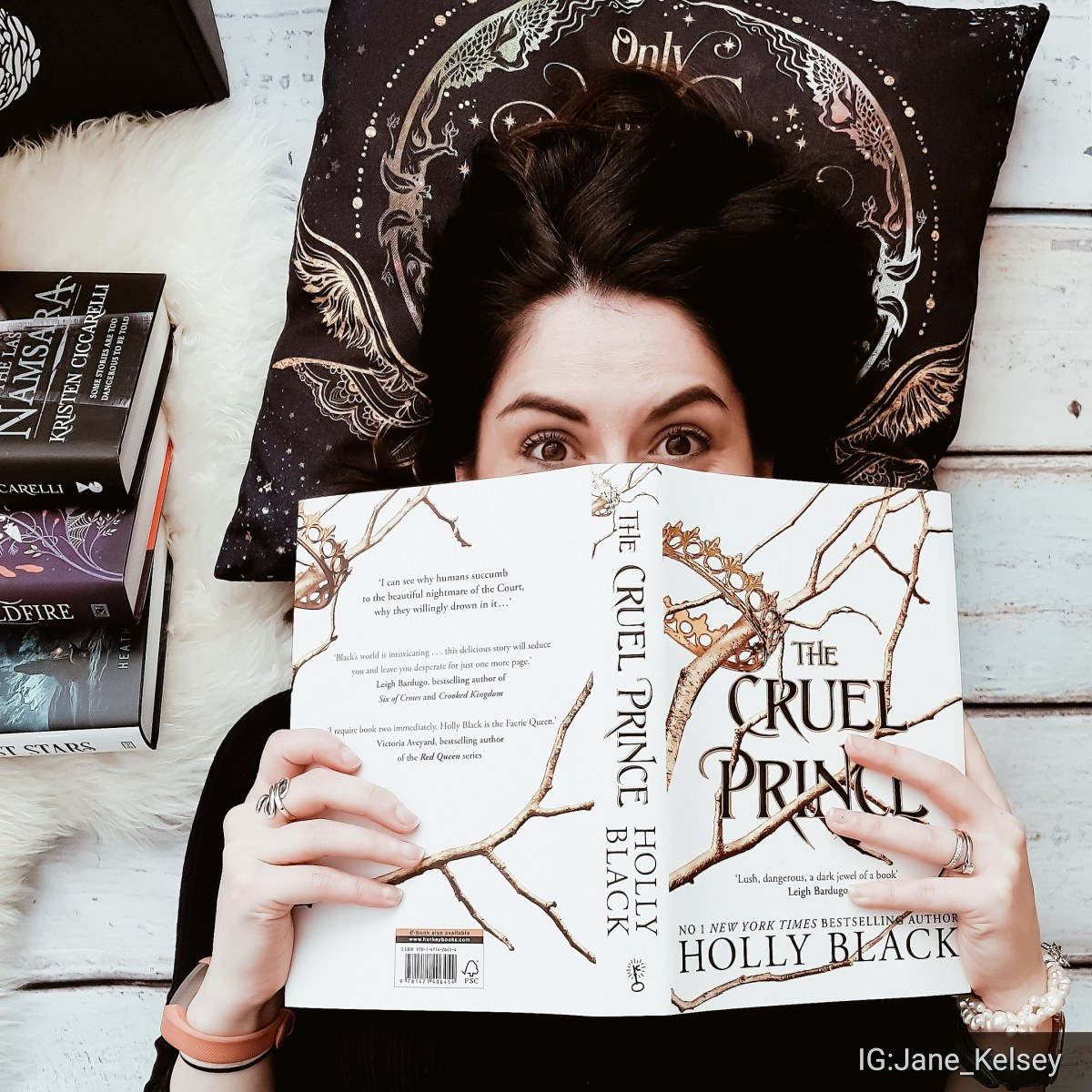 #BookReview: The Cruel Prince by Holly Black