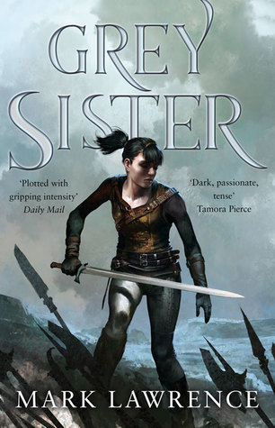 #BookReview: Grey Sister by Mark Lawrence