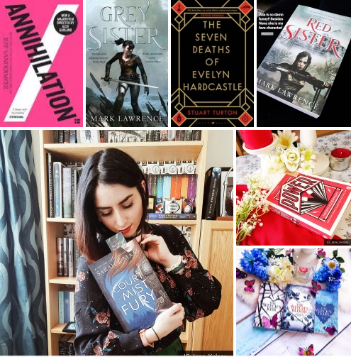 The Mid-Year Book Freak-Out Tag – 2018 edition