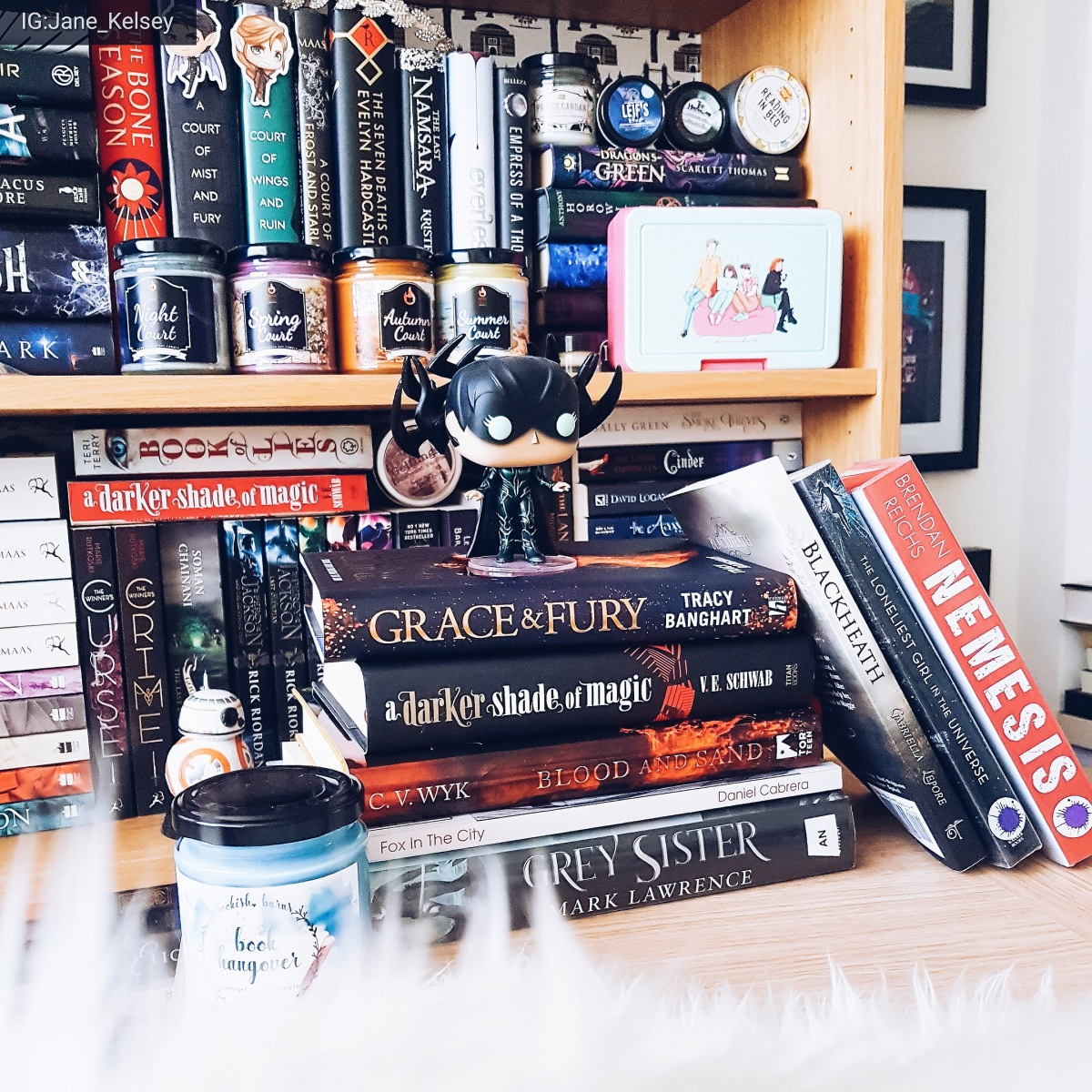 Another late WRAP-UP ~ July 2018edition