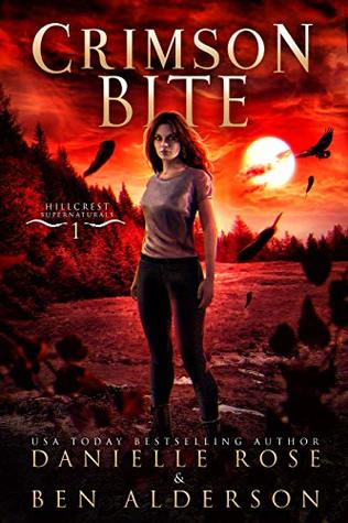 #Bookreview: Crimson Bite by Ben Alderson and Danielle Rose