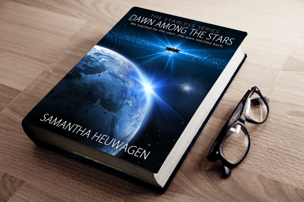 #BookUpdate: Dawn Among the Stars by S.Heuwagen: FREE e-book