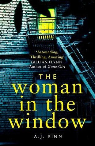 #BookReview: The woman in the window by A.J.Finn