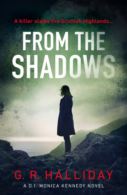 From The Shadows by G. R. Halliday | #BookReview