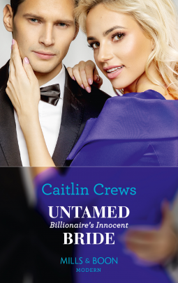 Untamed Billionaire's Innocent Bride by Caitlin Crews | #BookReview